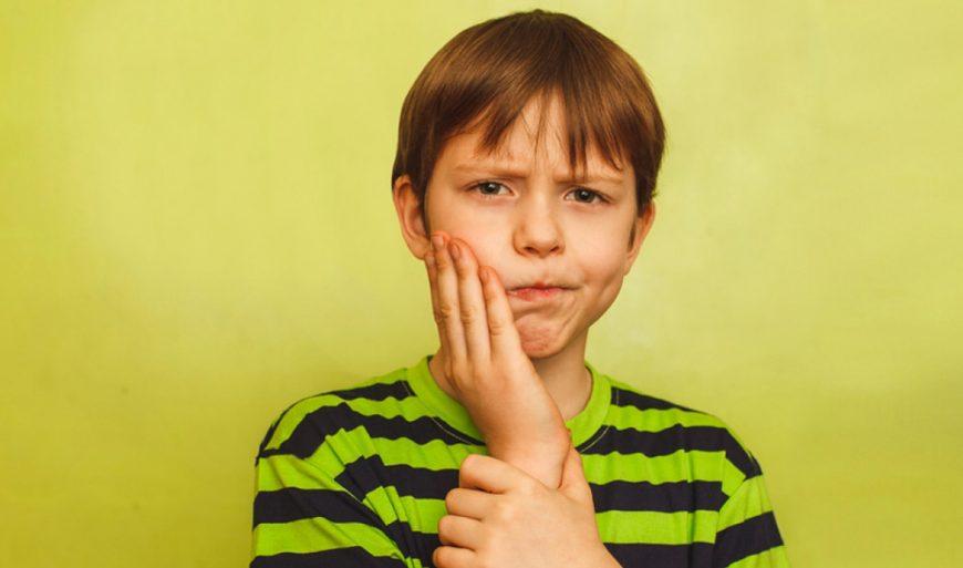 Ascesso dentale bambini