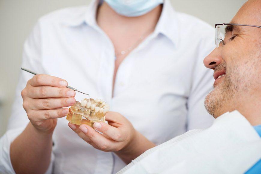 Centri implantologia dentale Roma