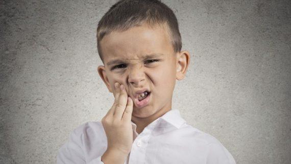 Infezione gengivale bambini